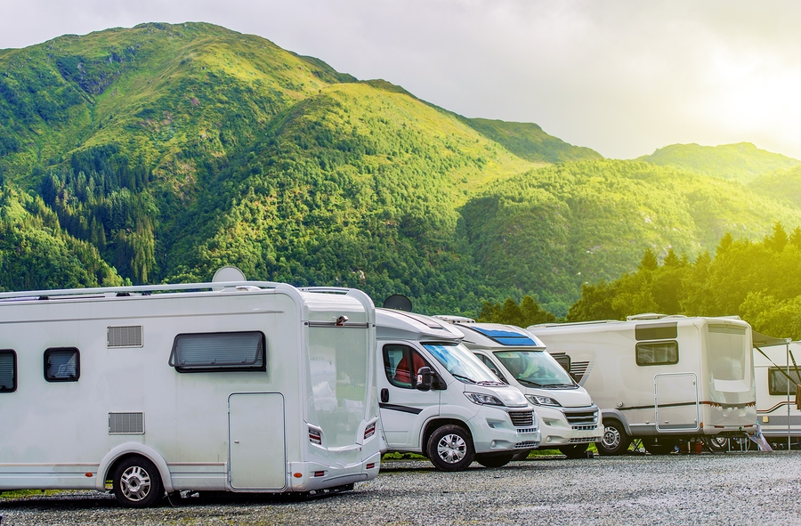 We Provide RV/Motor Home Repairs